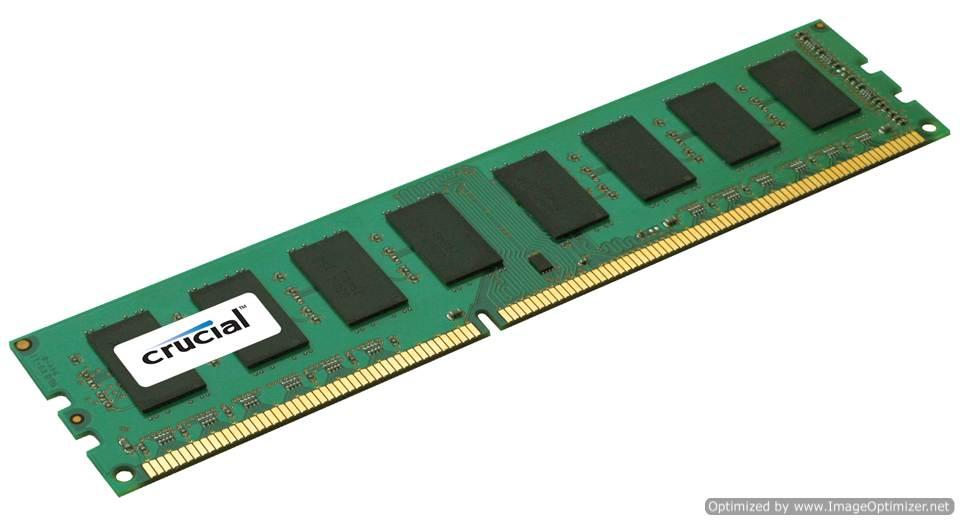 Оперативная память служит для временного хранения данных.
