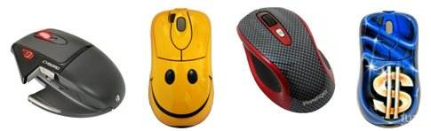 Как выбирать компьютерную мышь