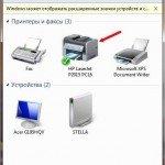 Как из Windows XP подключиться к принтеру, расположенному на Windows 7