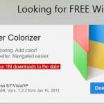 Как сделать папки разноцветными с программой FolderColorizer