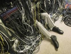 Из жизни системного администратора