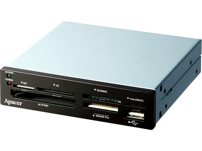 Картридер – устройство для чтения и записи информации на всевозможных картах памяти (телефон, фотоаппарат, видео-камера и т.д.).