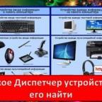 Что такое Диспетчер устройств и как его найти в Windows 10