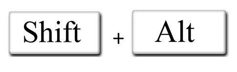 Урок 16. Языковая панель на панели задач