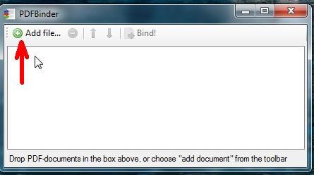 Программа для объединения файлов PDF