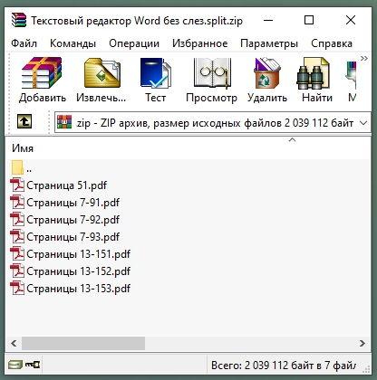После этого на компьютер будет загружен файл, упакованный в архиватор zip.